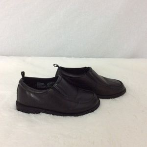 Healthtex Boys Black Dress Shoes Size 9